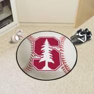Stanford Cardinal Baseball Rug