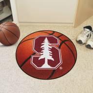 Stanford Cardinal Basketball Mat