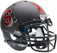 Stanford Cardinal Black Schutt XP Authentic Full Size Football Helmet