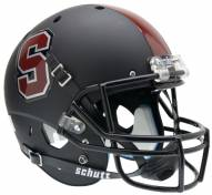 Stanford Cardinal Black Schutt XP Collectible Full Size Football Helmet