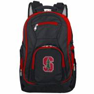 NCAA Stanford Cardinal Colored Trim Premium Laptop Backpack