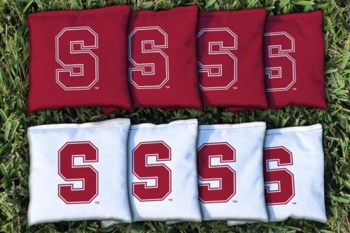 Stanford Cardinal Cornhole Bag Set