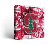 Stanford Cardinal Fight Song Canvas Wall Art