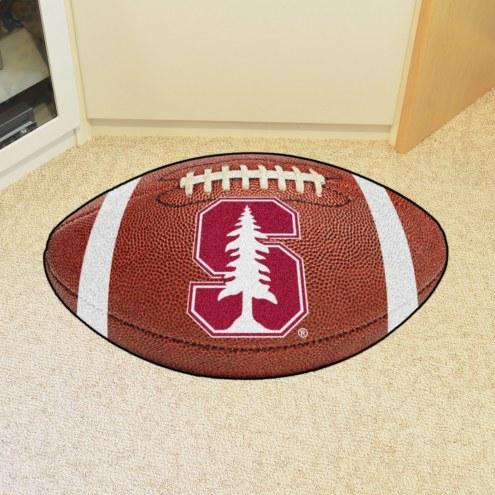 Stanford Cardinal Football Floor Mat