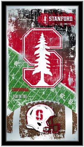 Stanford Cardinal Football Mirror