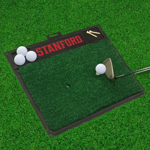 Stanford Cardinal Golf Hitting Mat