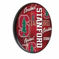 Stanford Cardinal Digitally Printed Wood Sign