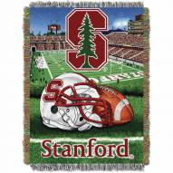 Stanford Cardinal Home Field Advantage Throw Blanket