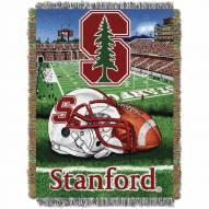 Stanford Cardinal Home Field Advantage Throw Blanket