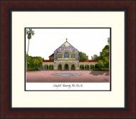 Stanford Cardinal Legacy Alumnus Framed Lithograph