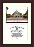 Stanford Cardinal Legacy Scholar Diploma Frame