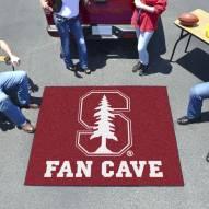 Stanford Cardinal Man Cave Tailgate Mat