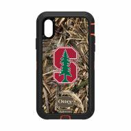 Stanford Cardinal OtterBox iPhone XR Defender Realtree Camo Case