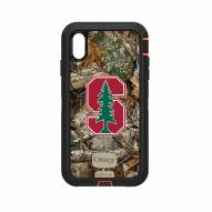 Stanford Cardinal OtterBox iPhone XS Max Defender Realtree Camo Case