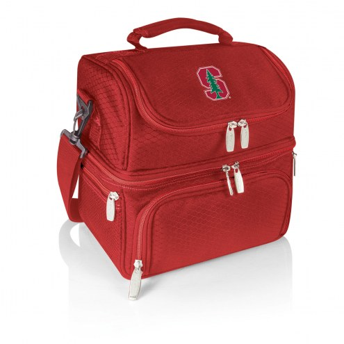 Stanford Cardinal Red Pranzo Insulated Lunch Box