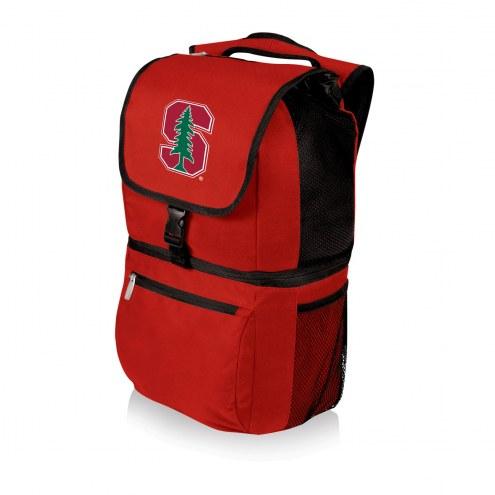 Stanford Cardinal Red Zuma Cooler Backpack