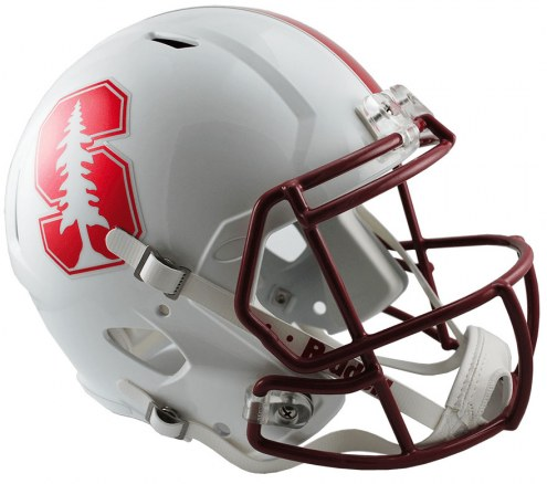 Stanford Cardinal Riddell Speed Collectible Football Helmet
