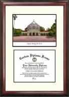 Stanford Cardinal Scholar Diploma Frame