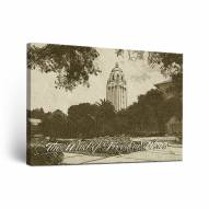 Stanford Cardinal Sketch Canvas Wall Art