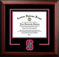 Stanford Cardinal Spirit Diploma Frame
