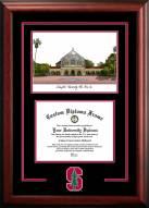 Stanford Cardinal Spirit Graduate Diploma Frame
