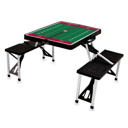 Stanford Cardinal Sports Folding Picnic Table