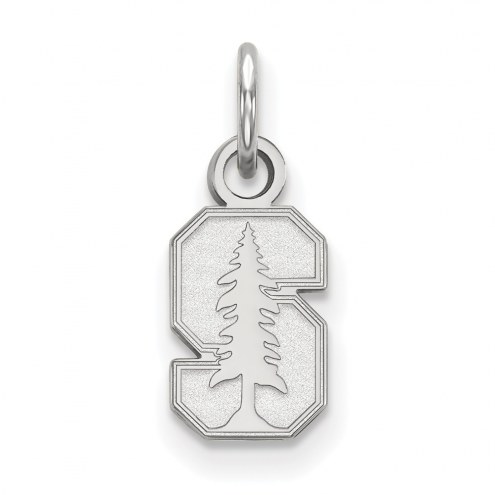 Stanford Cardinal Sterling Silver Extra Small Pendant