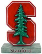 "Stanford Cardinal ""Tree Logo"" Stone College Mascot"