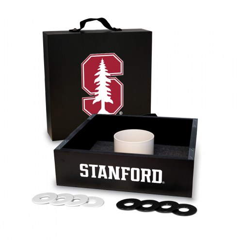 Stanford Cardinal Washer Toss Game Set