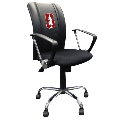 Stanford Cardinal XZipit Curve Desk Chair