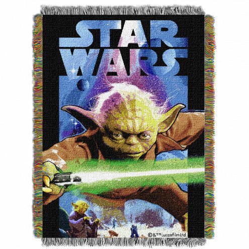 Star Wars Powerful Ally Throw Blanket