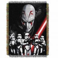 Star Wars Rebel Storm Throw Blanket