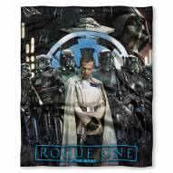 Star Wars Rogue One Stop the Rebels Silk Touch Blanket