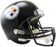 Riddell Pittsburgh Steelers Deluxe Collectible NFL Football Helmet
