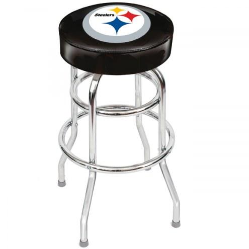 Pittsburgh Steelers NFL Team Bar Stool