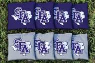 Stephen F. Austin State Lumberjacks Cornhole Bag Set