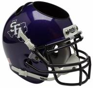 Stephen F. Austin State Lumberjacks  Schutt Football Helmet Desk Caddy