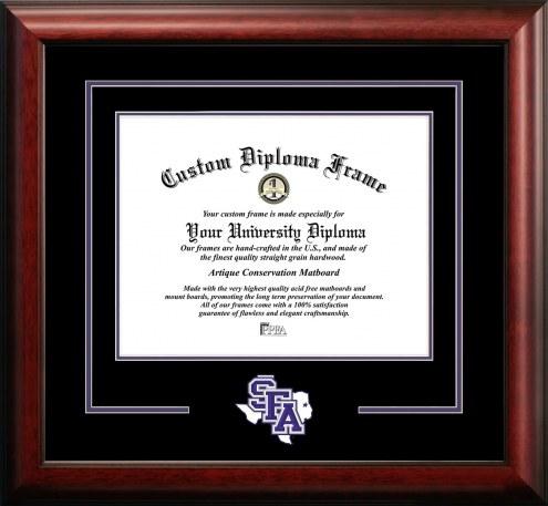 Stephen F. Austin State Lumberjacks Spirit Diploma Frame