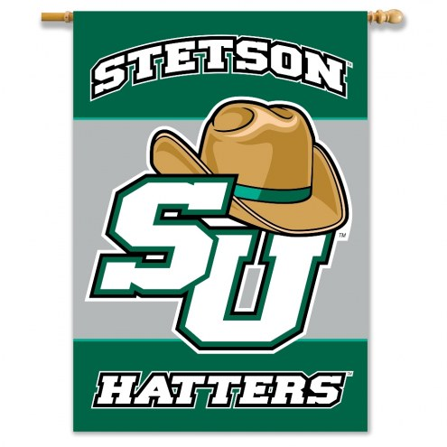 """Stetson Hatters 28"""" x 40"""" Banner"""