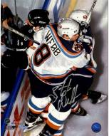 Steve Webb Overhead Hit vs Flyers 11 x 14 Photo