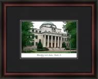 University of South Carolina Academic Framed Lithograph