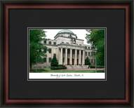 University of South Carolina Academic Framed Lithograph