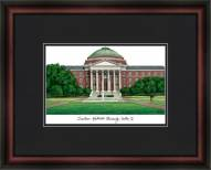 Southern Methodist University Academic Framed Lithograph