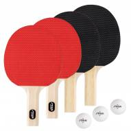 Stiga Classic 4-Player Table Tennis Racket Set
