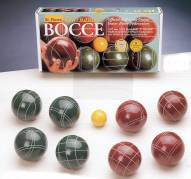 St. Pierre 107mm Tournament Bocce Ball Set
