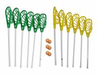 STX Deluxe Lacrosse Game Set with 12 Sticks