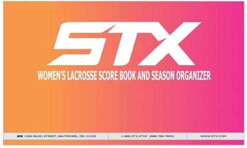 STX Women's Lacrosse Scorebook