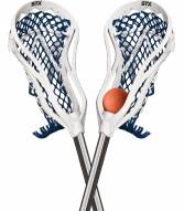 STX FiddleSTX Lacrosse Sticks - 2 Pack with Ball