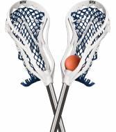 STX FiddleSTX Lacrosse Sticks - 2 Pack with Ball