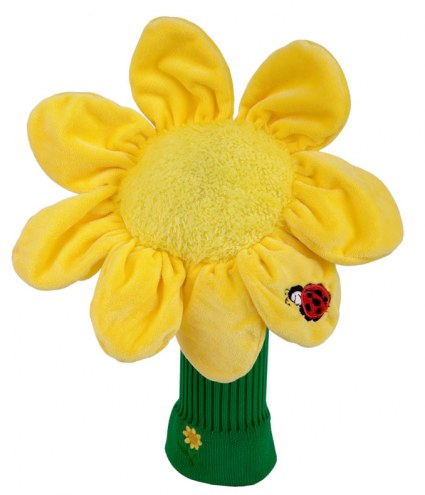 Sunflower Oversized Golf Club Headcover